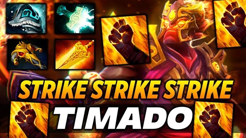 TIMADO EMBER - STRIKE STRIKE STRIKE!
