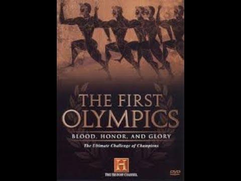 Загадки древности : Кровь и слава древних Олимпийских игр