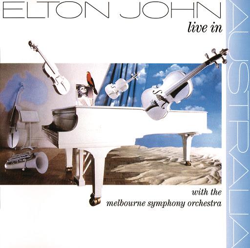 Elton John альбом Live In Australia (Remastered)
