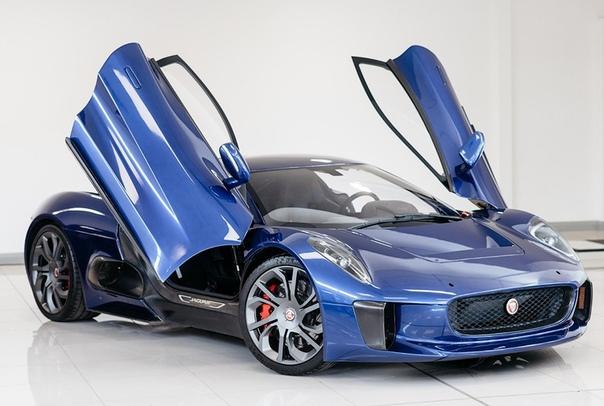 В Великобритании продают суперкар, от которого убегал сам Джеймс Бонд