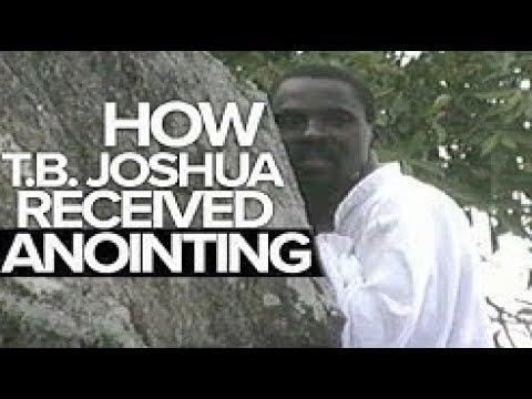 EXPOSTO Como T.B. Joshua Recebeu sua UNÇÃO