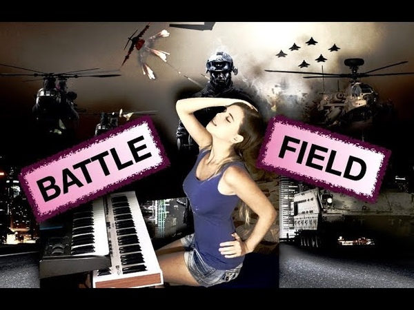 BATTLEFIELD ( deep cosmic cover by MaryLight)