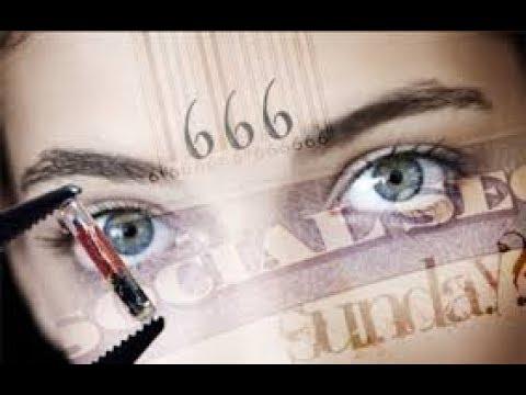 Метка зверя 666 Смотри уже началось антихрист второепришествие