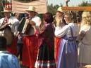 В деревне Наволок прошел фольклорный праздник «Хоровод традиций»