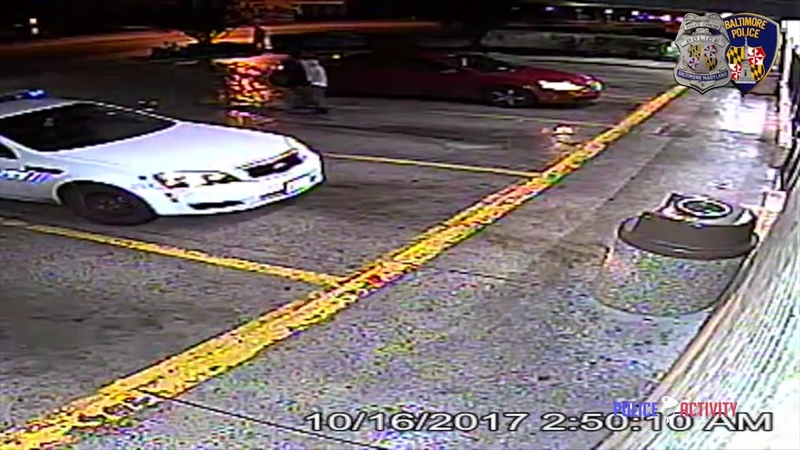 Police USA (18)Baltimore Cop Fatally Shoots Robbery Suspect Armed With Shotgun