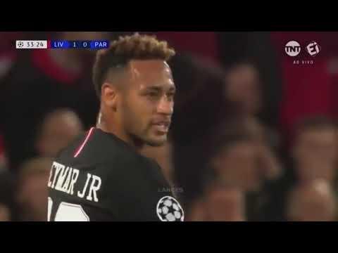 NEYMAR vs LIVERPOOL HD720p PERFORMANCE 18 09 2018