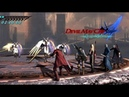 Devil May Cry 4SE - True BOSS RUSH - (All Characters)