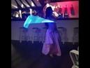 Alisia Bellydance show in Maldives
