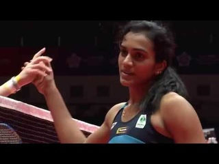 What a comeback by Pusarla V Sindhu!