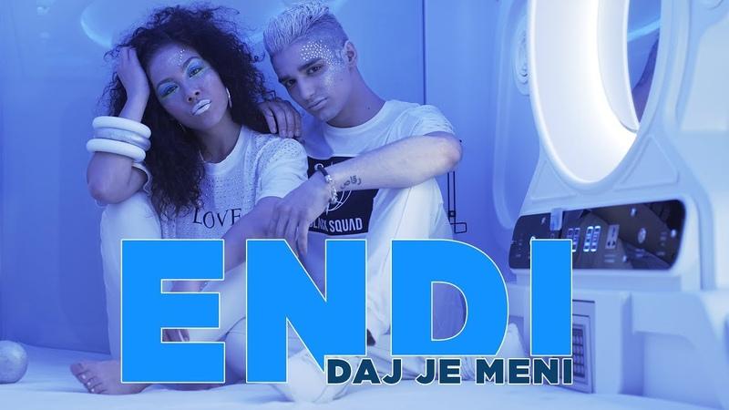 ENDI - Daj je meni (Official Video 2018)