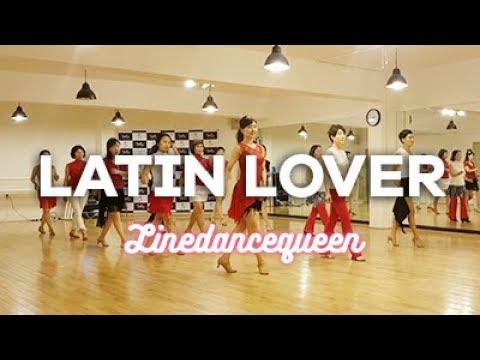 Latin Lover Line Dance (Beginner Level) Demo
