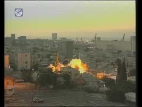 Hezb allah bomb israel in 2006 (haifaa city) next time tell aviv will be bombed