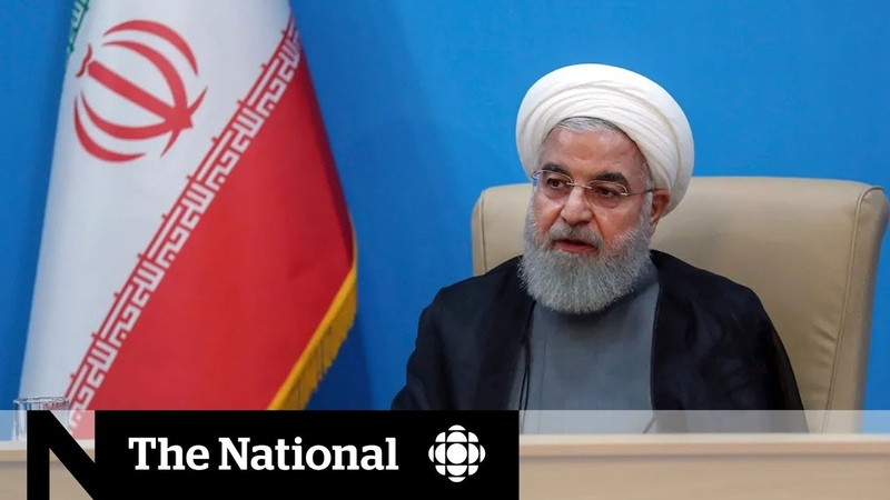 Iran calls new U.S. sanctions 'outrageous and idiotic'