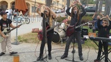 LILIAC BAND The Cristeas - I Love Rock and Roll ( Cover ) 4K - Samsung Galaxy