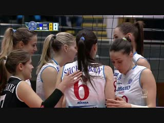 Highlights: c.s.m. bucuresti vs dinamo moscow highlights: c.s.m. bucuresti vs dinamo moscow