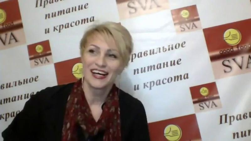 Мифы о питании для худеющих и приглашение на марафон. Анна Седнева