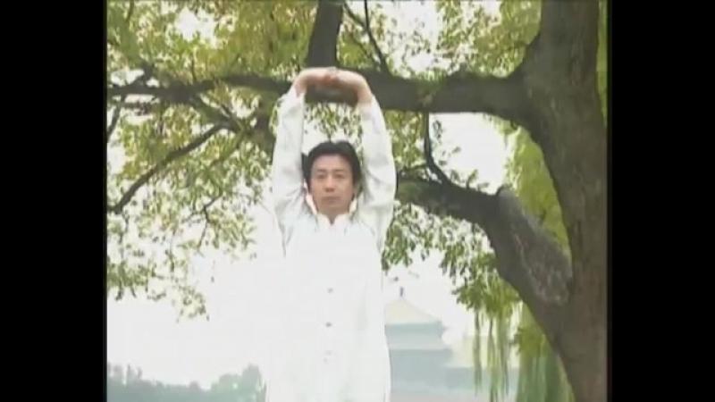Оздоровительный цигун Ба Дуань Цзин 8 кусков парчи