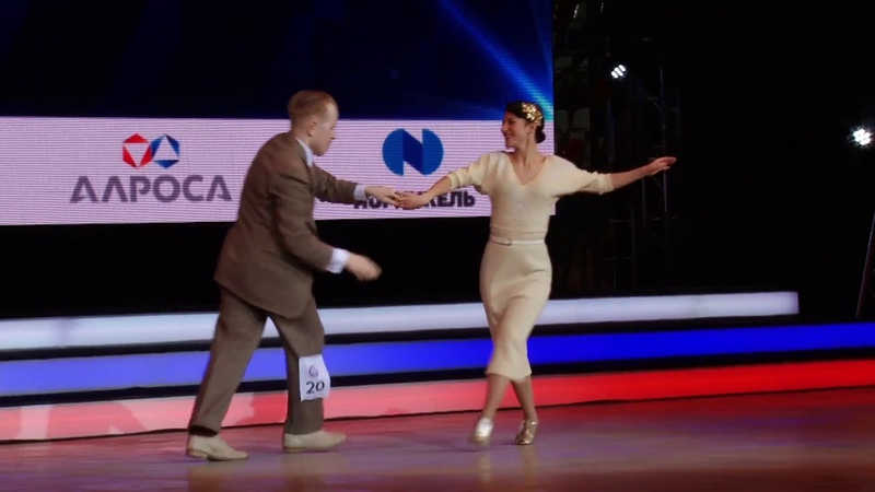 ROCK-N-SWING.COM   🇸🇪 Bianca LOCATELLI - Nils ANDRÉN   Main Class   World Cup Moscow 2018