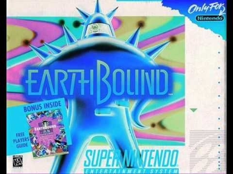 Earthbound- The Place in G major
