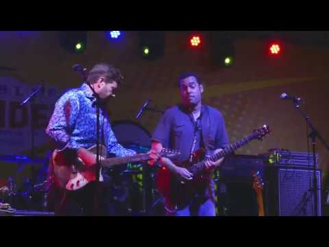 Tab Benoit 2018 09 09 Las Vegas, NV with Albert Castiglia - Big Blues Bender