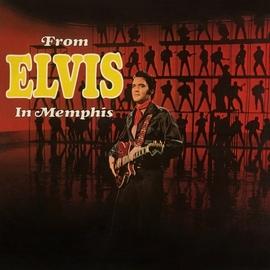 Elvis Presley альбом From Elvis in Memphis