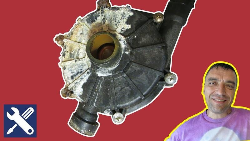 ✅ Газовый котел: ЗАМЕНА КРЫШКИ циркуляционного НАСОСА / Мелкий ремонт