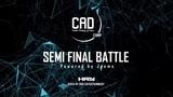 C.A.D. DANCE CAMP 2018 Semi Final Battle Silver vs Mr.Adamson HRNMovie Danceproject.info