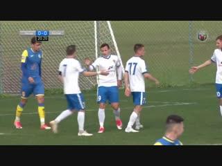 «Звезда» 1:0 «Каспий». Гол Субботина.