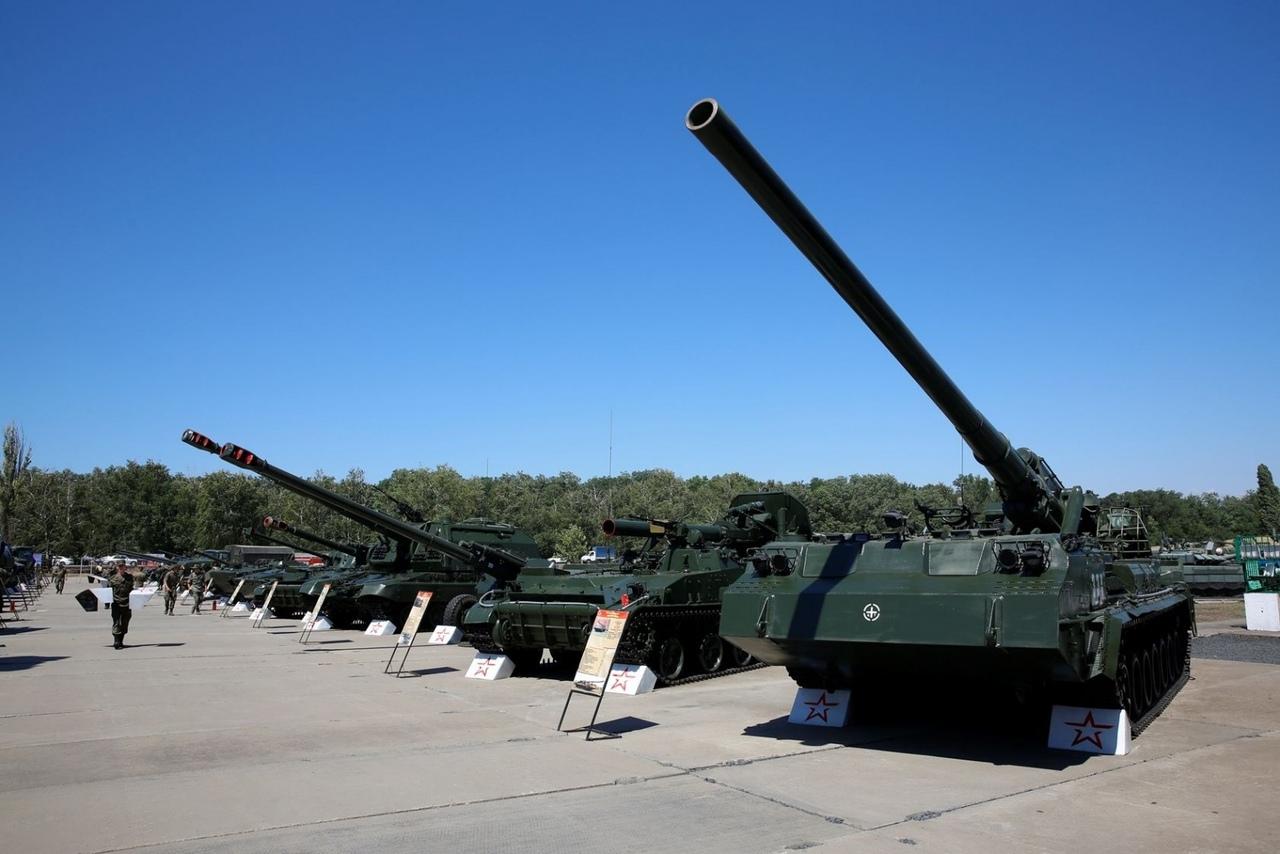 Танковый вальс, «Аллигатор» и «Тунгуска»: под Таганрогом откроется военно-технический форум «Армия-2019»