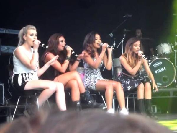 Little Mix Pontys Big Weekend -Going Nowhere