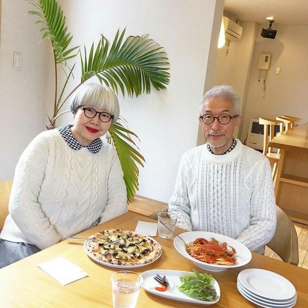 Это Бон и Пон - супружеская пара из Японии