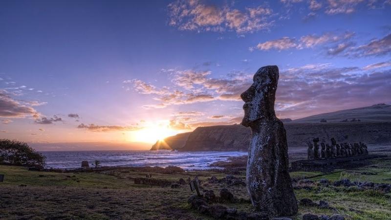 Загадки Острова Пасхи