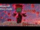 Enter the Admin| the Admin tribute with Infinite's theme| Minecraft story mode season 2|AMV