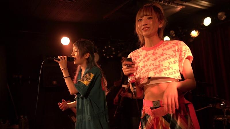 2019.02.16 バンドセット後半 おやすみホログラム×アヒトイナザワ 九州ツアー65
