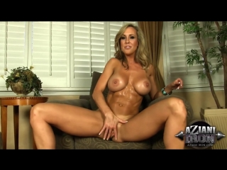 Brandi love mature mother pussy masturbation. mom mommy milf cougar big tits boobs solo