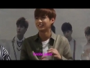 FANCAM.ROMEO Bundang Fan sign event Hyunkyung (07.08.16)