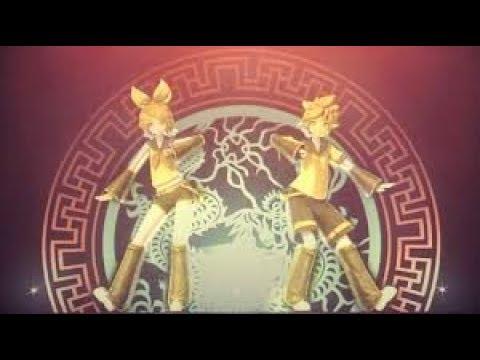 Kagamine Rin Len Subtitles cc Magical Mirai 2017