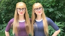 500 MILES - The Proclaimers (Harp Twins) Camille and Kennerly