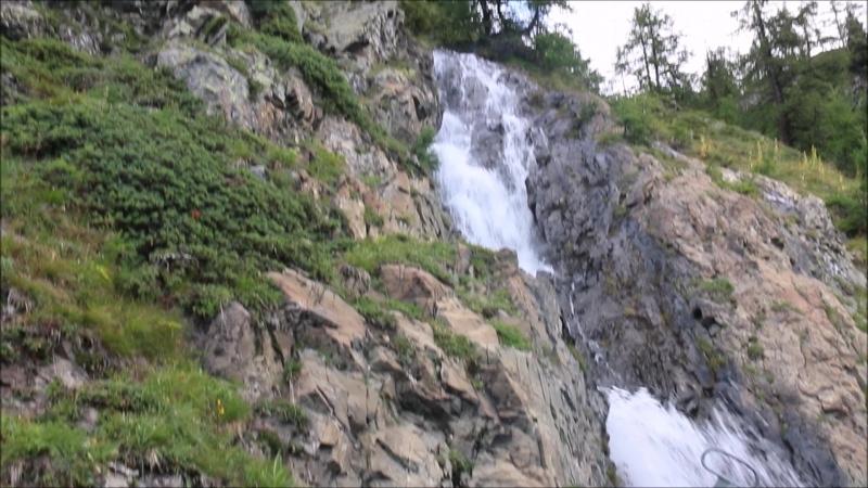 Région Crans-Montana(Suisse) - Promenade le long du bisse