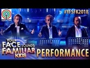 Your Face Sounds Familiar Kids 2018 TNT Boys as The Three Tenors O Sole Mio