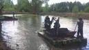 Пруд в Натальино Раменского района. Процесс очистки и углубления.