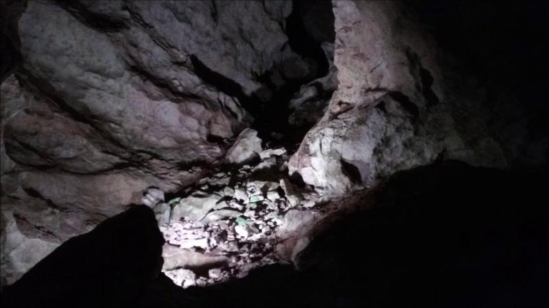 Новоафонская пещера Абхазия 2018