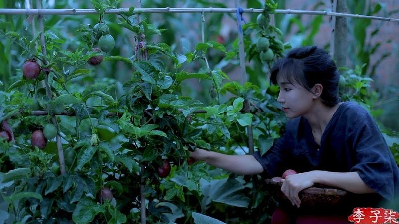 How do Chinese people use passion fruits 吃法一抓一大把,浸润夏天的沁凉果味 百香果