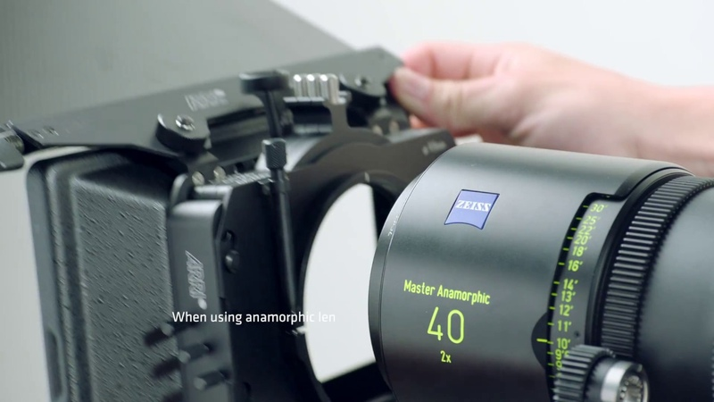 LMB-25 Anamorphic and Spherical Mattes