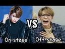 [NCT Lucas] On-stage Vs Off-stage (Sexy Vs Cute)