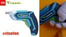 Xiaomi Mijia Tonfon Wireless Electric Cordless Drill ✅ You Can Buy in Online Store (RisoFan💻)