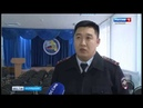 Студенческий десант в гостях у полиции