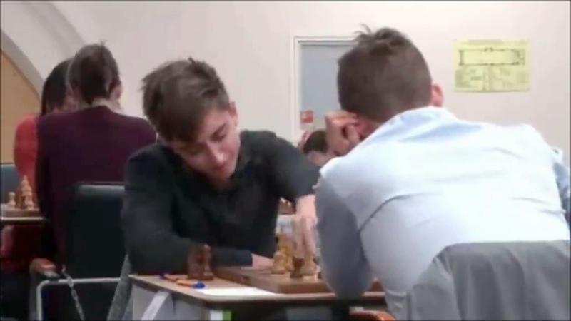 Даниил Дубов стал чемпионом мира побыстрым шахматам. Новости. Первый канал