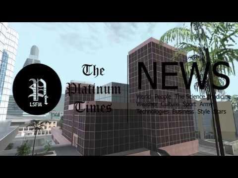 40-ой выпуск журнала The Platinum Times. Радиоцентр Лос-Сантос. Rico Provenzano