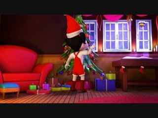 звон колоколов _ Рождественская песня _ Дед Мороз _ Christmas Carols For kids _